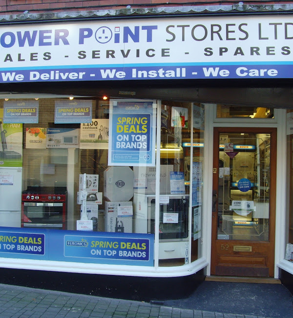 Power Point Store Front.